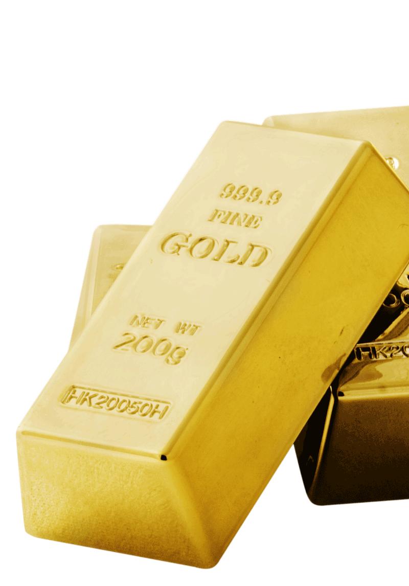 Lingots d'or - La boutique de l'or