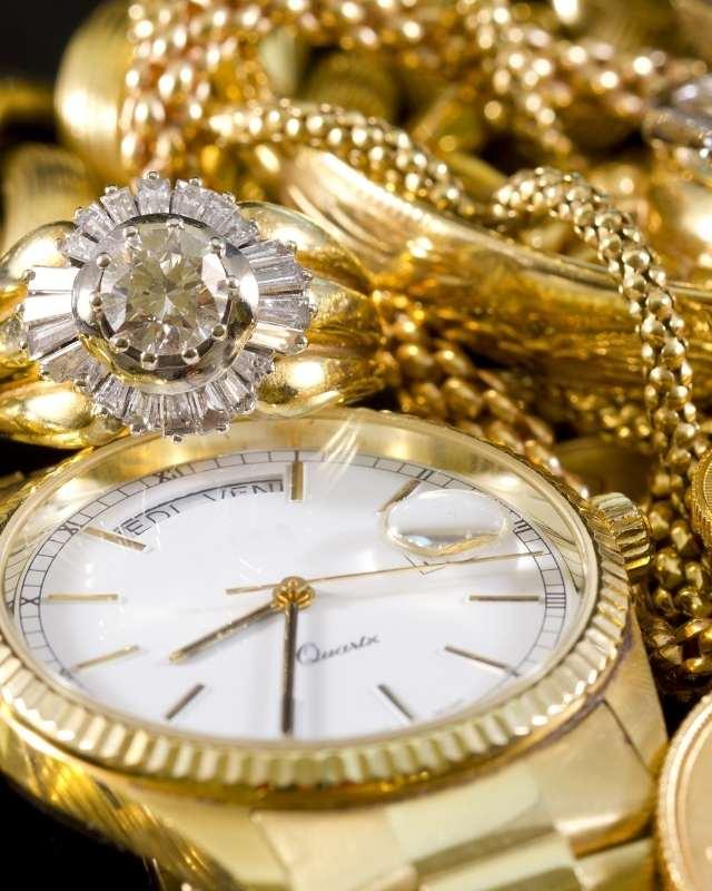 Rachat de bijoux en or et en argent